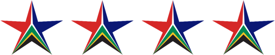 Four Start Grading Logo - Tourism Council of South Africa